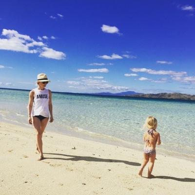 Mandy vacation